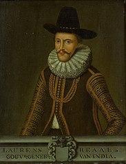 Laurens Reael (1583-1637). Gouverneur-generaal (1616-19)