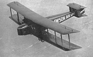 Alfred Lawson - Lawson C.2 or T-2