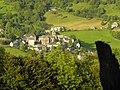 Le Falgoux est situé au pied du Puy-Mary, au cœur du parc des volcans d'Auvergne, dans le département du Cantal. - panoramio (18).jpg