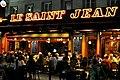 Le Saint Jean, 16 Rue des Abbesses, 75018 Paris 2011.jpg
