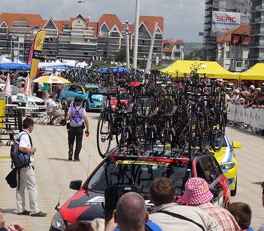 Le Touquet-Paris-Plage - Tour de France, étape 4, 8 juillet 2014, départ (C26).JPG