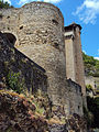 Le château médiéval de Larroque-Toirac - Département du Lot (46) - France - Juin 2011 - Photo 04.jpg