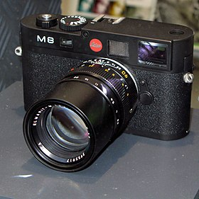 Image illustrative de l'article Leica M8