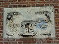 Leiden - St. Elisabeth Gasthuis - Caeciliastraat 16 - steen.JPG