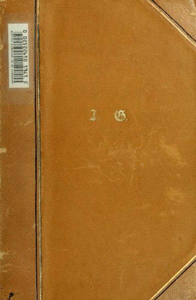 File:Lemerre - Anthologie des poètes français du XIXème siècle, t1, 1887.djvu