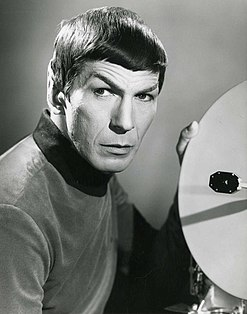 Spock Fictional character in the Star Trek media franchise