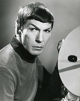 Leonard Nimoy as Spock 1967