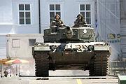 Leopard2 a5 front