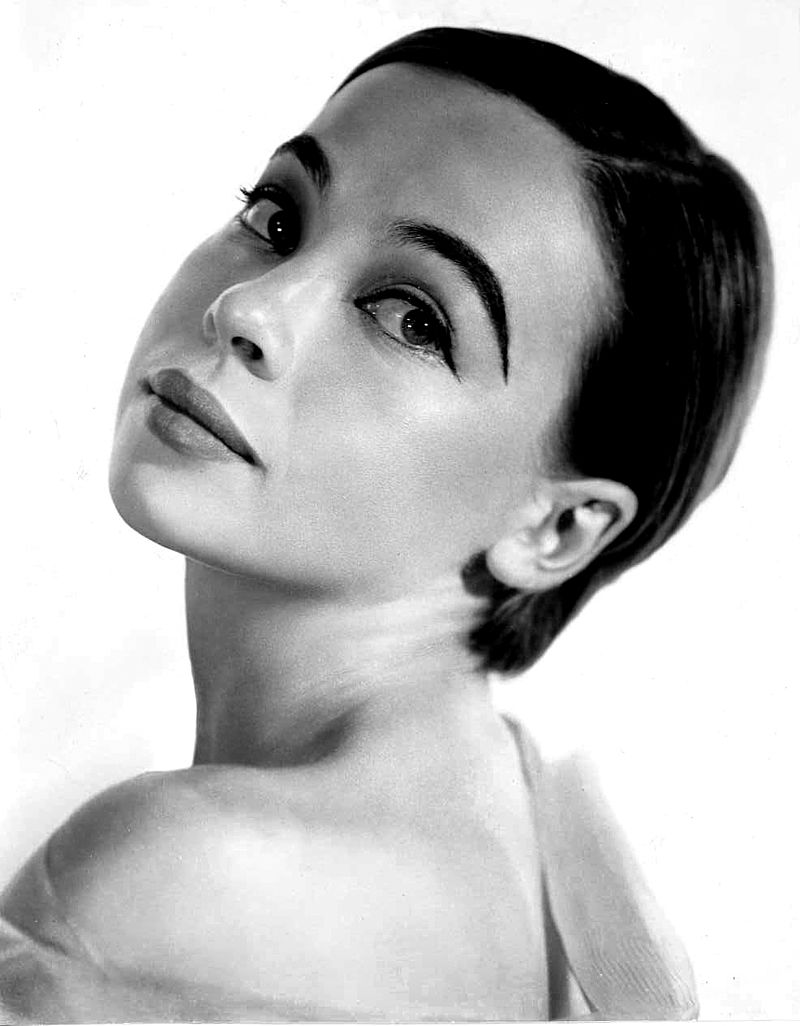 Leslie Caron, actrice Française d'Hollywood | Photo : Wikimedia.