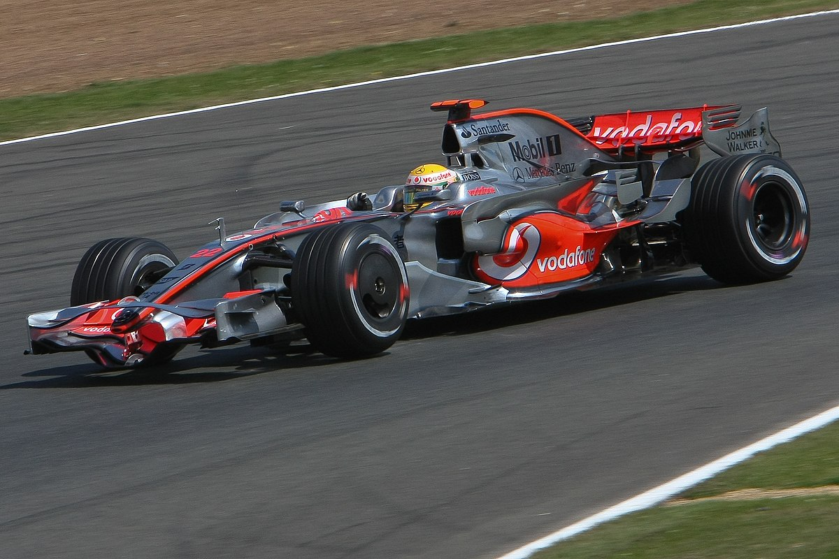 Lewis Hamilton Wins 2008 British Grand Prix Wikinews