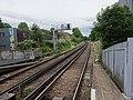 Lewisham 1st railway station (site), Greater London (geograph 6185048).jpg