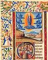 Liénard de Lachieze - Missel romain copié en 1492 Mort et Assomption de la Vierge.jpg