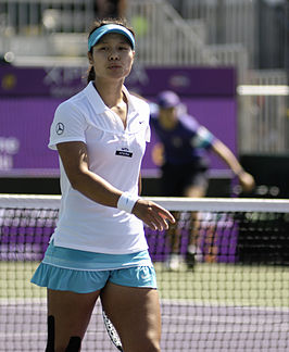 Winnares in het enkelspel: Li Na