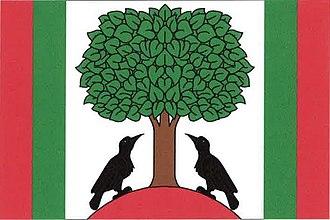 Libštát - Image: Libštát vlajka