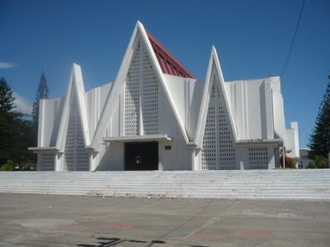 Liberia, Costa Rica - Image: Liberia, Costa Rica Church