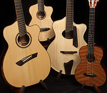 Lichty Custom Guitars and Ukuleles