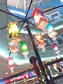 Lighting fixtures for sale at Jenra Mall in Angeles City, Pampanga, Philippines (3).jpg