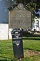 Limestone historical marker in Maysville.jpg
