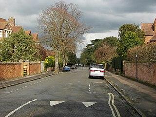 Linton Road