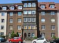 Lister Kirchweg 37, Hannover List, 1934 Hausnummer 21 Wohnsitz von Claus Schenk Graf von Stauffenberg,.JPG