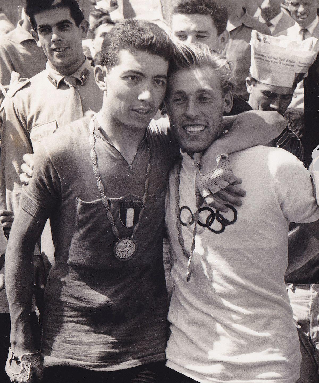 Cycling at the 1960 Summer Olympics – Men's individual road race - Wikipedia