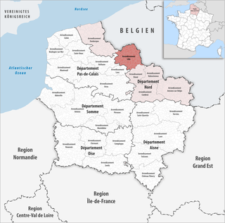 Arrondissement Lille Boarische Wikipedia