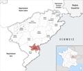 Locator map of Kanton Pontarlier 2019.png