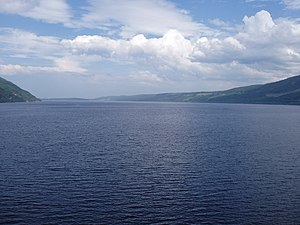 Image:Loch Ness from Urquhart Castle - kingsley - 30-JUN-09