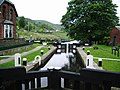 Lock on the Rochdale Canal - geograph.org.uk - 450490.jpg