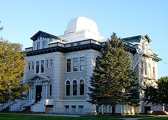Logan County, Colorado - Image: Logan County Courthouse