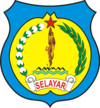 Official logo of Selayar Islands Regency