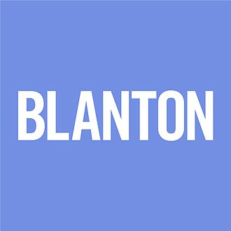 Blanton Museum of Art - Image: Logo of the Blanton Museum of Art