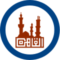 Logo of the Flag of Cairo.svg