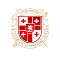 Logo of the State Council of Heraldry at the Parliament of Georgia 1.png