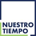 Logo oficial en desarrollo de Nuestro Tiempo.png