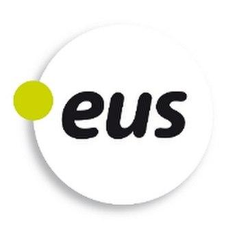 .eus - Image: Logoa EUS