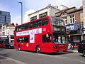 London United ADH26 on Route 27, Turnham Green (14020456532).jpg