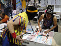 Long Beach Comic & Horror Con 2011 - The Ultimate Smash & Crasher wants an autograph OR ELSE! (6301177517).jpg