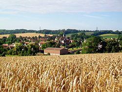 Longuesse (95), vue sur le village depuis le nord-est.jpg