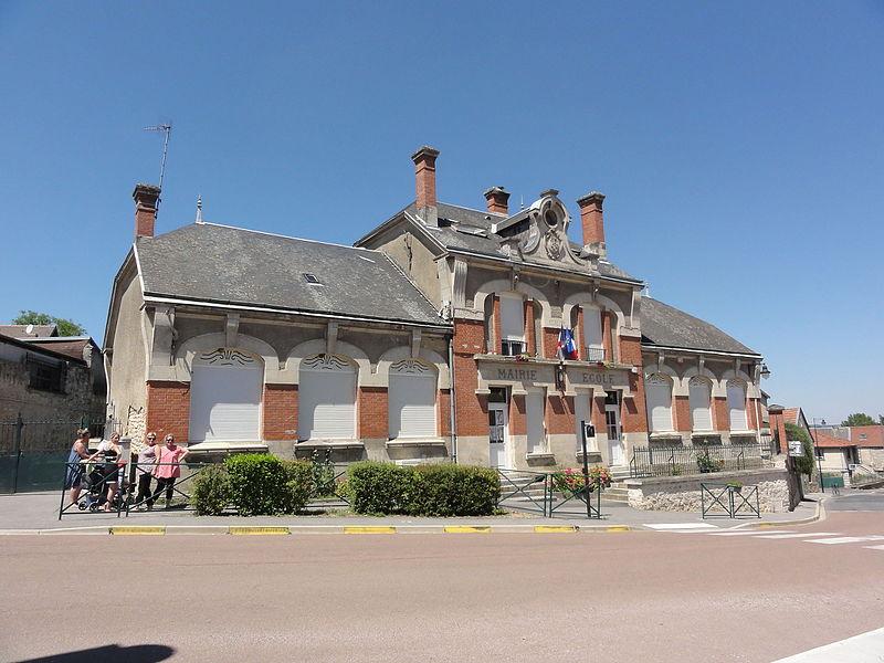 Longueval-Barbonval (Aisne) mairie