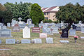 Looking N across Lincoln Circle - Glenwood Cemetery - 2014-09-19.jpg