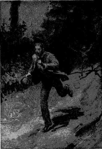 "Lot No. 249 - Illustration by William Thomas Smedley for the original publication of ""Lot No. 249"""