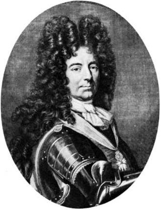 Battle of Steenkerque - Louis Francois de Boufflers