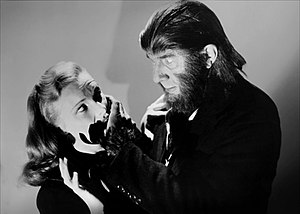 The Ape Man - Louise Currie and Béla Lugosi