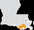 Louisiana Senate District 20 (2010).png