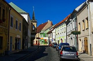 Louny,  Ústecký kraj, Czechia