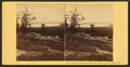 Lovel's (Lovells) Pond, (scene of Indian fight), from Jockey Cap, Fryeburgh, Me, by John P. Soule.png