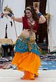 Lovely belly dancer at the 2012 Las Vegas Age of Chivalry (8104141385).jpg