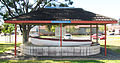 Lowood Flood Boat Memorial.JPG