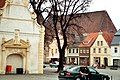 Luckau, auf dem Marktplatz.jpg